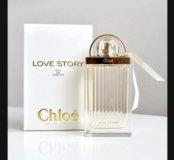 ✅ Chloe LOVE STORY EDP