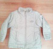 Демисезонная куртка 86-98