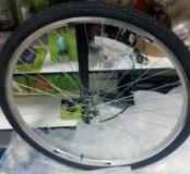 Новый велосипед по запчастям