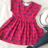 Платье новое 92-98см