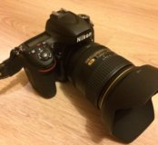 Фотоаппарат Nikon d 750