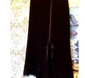 Чёрная новая юбка 46-48размер Max Mara