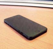 Iphone 5 черный