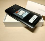 Xiaomi Redmi Note 4 3/32Gb, новый, черный
