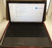 Игровой ноутбук Packard bell