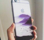 Чехол на айфон 6 📱