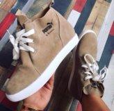Кеды (ботинки) puma
