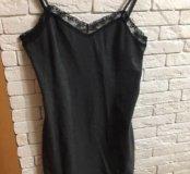 Платье-комбинация Zara (M/L)
