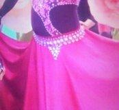 Платье для танцев 10-13 лет