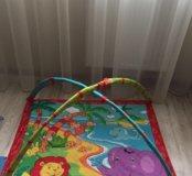 Детский развивающий коврик Tiny Love
