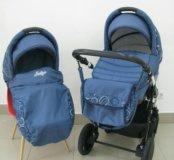 Детская коляска Slaro Indigo 2в1