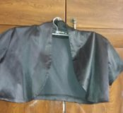 Платье на ляпках + накидка,покупала за 2000