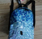 Новый рюкзак. А4. С визуализацией 3 D