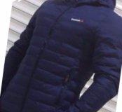 Новая курточка Рибок