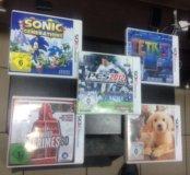 Nintendo 3DS игры б/у