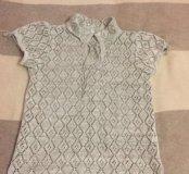 Новая блуза лен