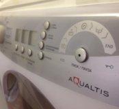 Стиральная машина Hotpoint-Ariston 5kg Aqualtis