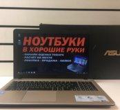 Новый ноутбук Asus X540SA