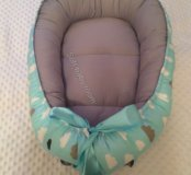 Гнездышко для новорожденных (babynest)