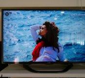 3D LED Smart TV-телевизор LG 42LA620V