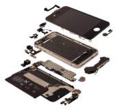 Замена стекла дисплея на iPhone