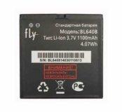Аккумулятор Fly BL6408 Fly IQ239