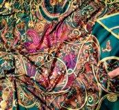 Шелковые большие платки