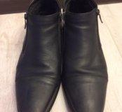 Демисезонные мужские ботинки