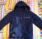 Куртка демисезонная р.128