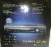 DVD плеер rolsen 2030