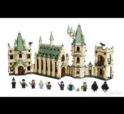 лего 4842 замок хогвартс