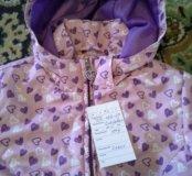 Куртка дев.р.104