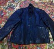 Куртка кожа телячья
