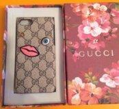 Чехол Gucci на айфон 6