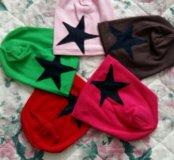 Новые шапки mini-maxi 1.5-4