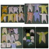 Пакет одежды для мальчика 62-68