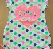 Новая 👆Туника платье для девочки