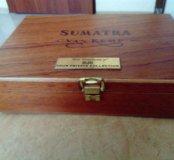Коллекционная коробка для элитных сигар