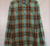 Рубашка Patagonia XL XXLв клетку 52 54