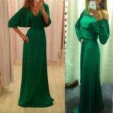 Новое платье в пол 2в1