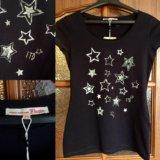 Новая футболка Tom Tailor Denim Оригинал XS