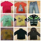 Вещи для мальчика от 2 до 6 лет