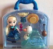 Игровой набор Эльза в детстве Disney