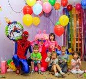 Детский аниматор, день рождения