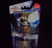 Rocket Raccoon Disney Infinity