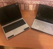Ноутбуки Toshiba 2 шт