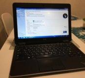 Ультрапортативный монстр Dell e7240 i7+ssd