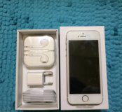 Новый IPhone 5s 16 gb Gold