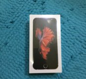 Новый IPhone 6s 64 gb Space gray