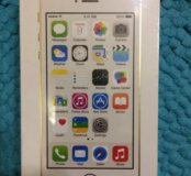 Новый IPhone 5s 32 gb Gold